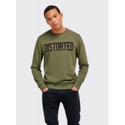 "Sudadera ""DISTORTED"""