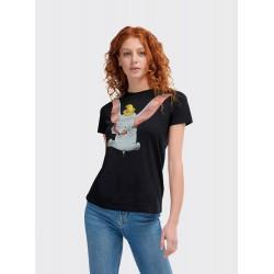 Camiseta negra Dumbo