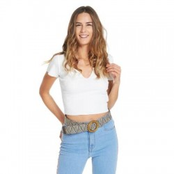 Camiseta Blanca  Chica